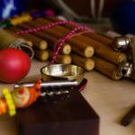 Musikinstrumente als therapeutisches Medium (Musiktherapie / Ergotherapie)