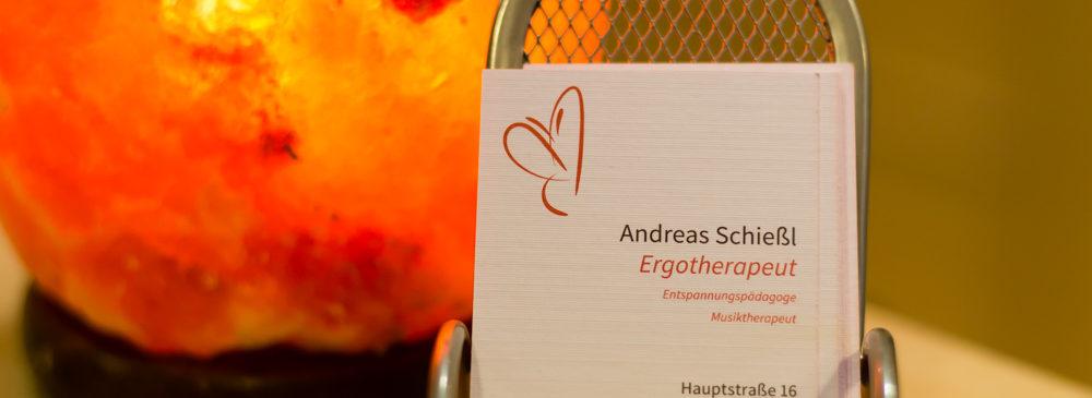 Andreas Schießl Ergotherapeut